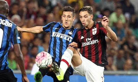 AC Milan vs Inter: Two old friends  and foes  face off ...