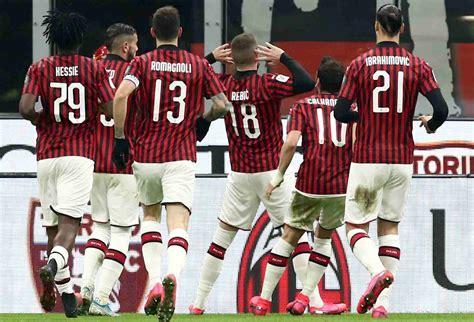 AC Milan Vs Juventus, en la lucha por el título   La FM