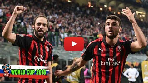 AC Milan Vs Real Betis: Hoy Chocan En Italia Por La Fecha ...