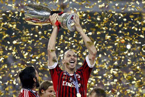 AC Milan win Italian Super Cup   Sports   FootBall ...
