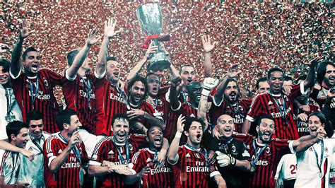 AC MILAN WINS ITALY SUPERCUP by pollo0389 on DeviantArt