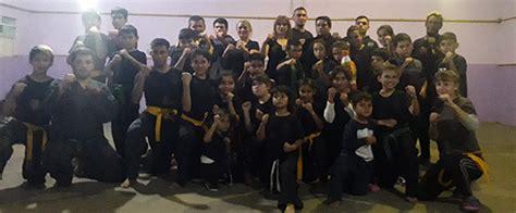 Academia Ave Fénix con el karate en las venas – San ...