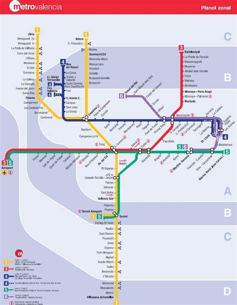 Accesibilidad – Valencia – Metro – El desván de Alejandro ...