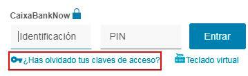 Acceso a banca digital CaixaBankNow | CaixaBank