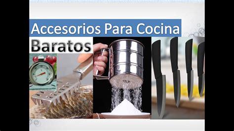 Accesorios Para Cocina Baratos Por Internet   Utensilios ...