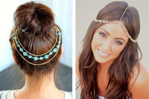 Accesorios para el pelo que no pueden faltar | Un tip para ...