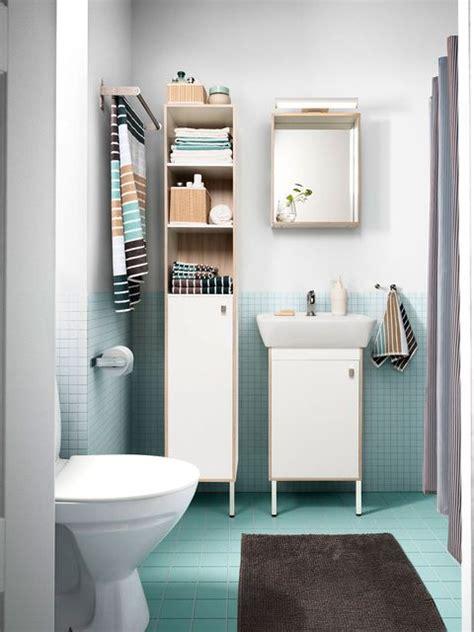 Accesorios y muebles para baños pequeños