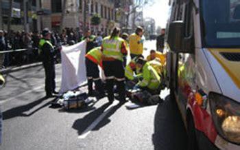 Accidente de moto en Bravo Murillo   Madrid InfoEmer