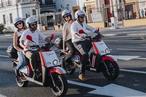 Acciona Motosharing llega a Sevilla con 240 motos | Moto1Pro