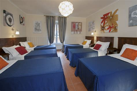Accommodation in our Rome Hotels and bed and breakfast