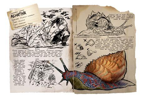 Achatina | Ark:Survival Evolved Wiki | Fandom