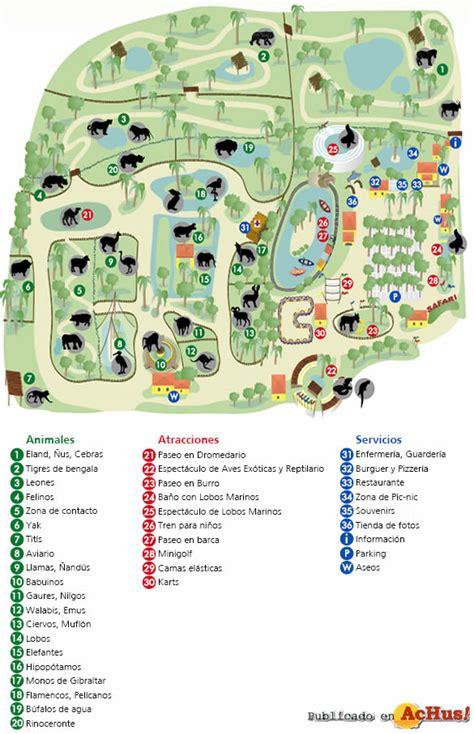 Achus! > Safari Park Vergel