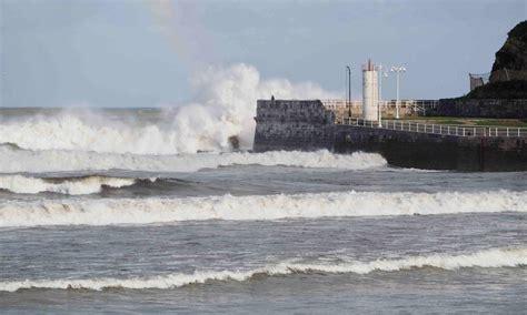 Activada la Alerta 1 por fuertes vientos y olas de hasta ...