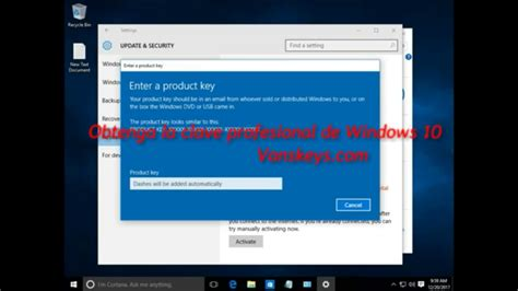Activar Windows 10 Professional de forma permanente al 100 ...