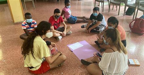 Actividades de ocio educativo para niños vulnerables