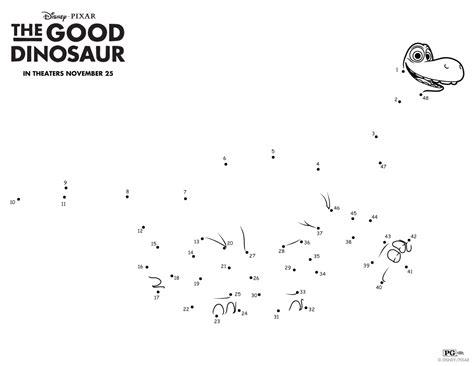 Actividades de Un Gran Dinosaurio para divertir gratis a ...