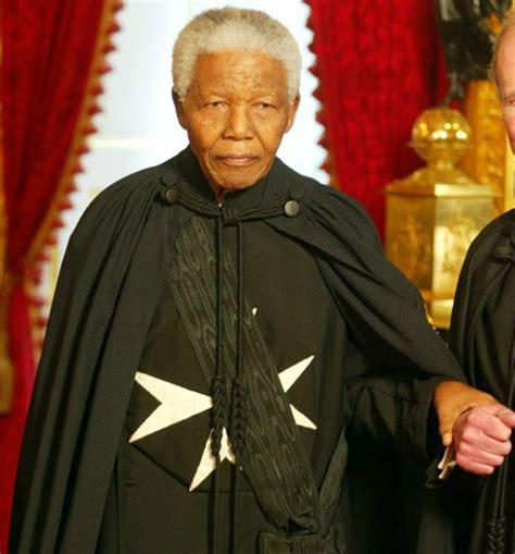 Activist And Former South African President Nelson Mandela ...