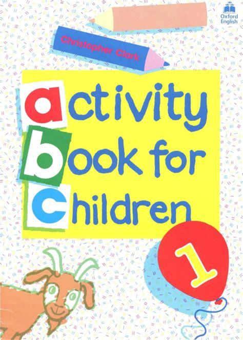 Activity book for children 1 pdf