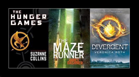 ACTIVITY EIGHT  AUTHENTIC READING  DYSTOPIAN NOVELS FOR TEENS