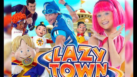 Actor de Lazy Town padece de cáncer y pide ayuda ...