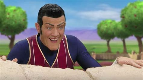 Actor who played  LazyTown  villain Robbie Rotten, has ...