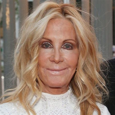 Actress Joan Van Ark who was once famous for her fresh ...