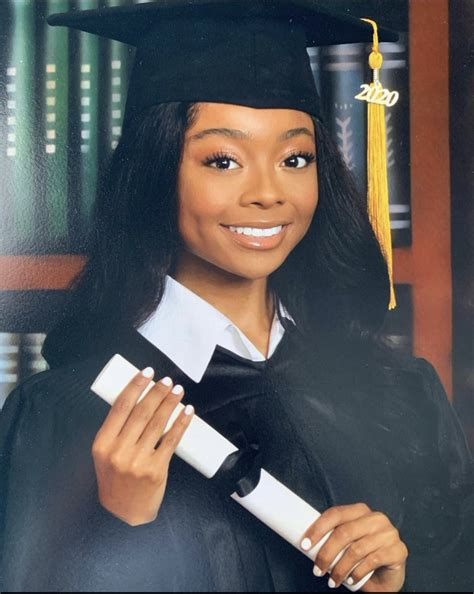 Actress Skai Jackson Is Officially A High School Graduate ...
