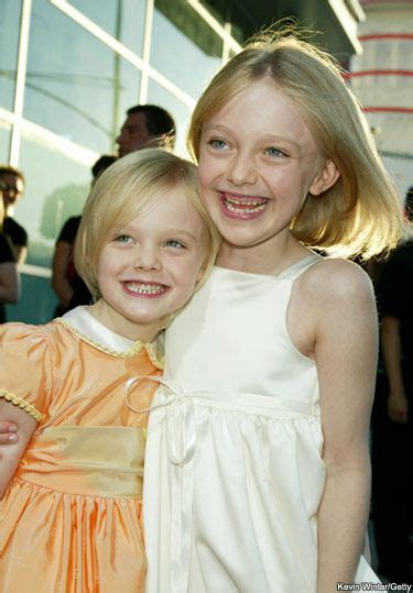 Actresses Dakota and Elle Fanning | Dakota and elle ...