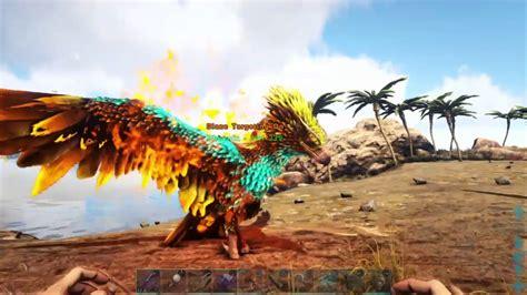 Actualización 1.43 de ARK PS4 Phoenix en todos los mapas ...