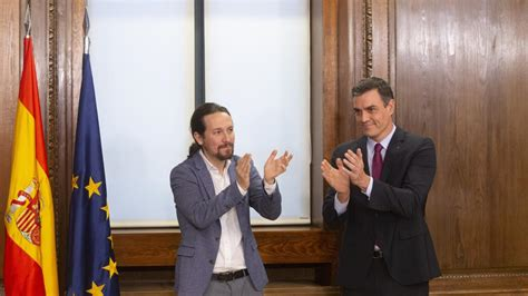 Acuerdo entre PSOE y Unidas Podemos: última hora de la ...