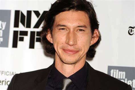 ¿Adam Driver como el hijo de Han Solo y la princesa Leia ...