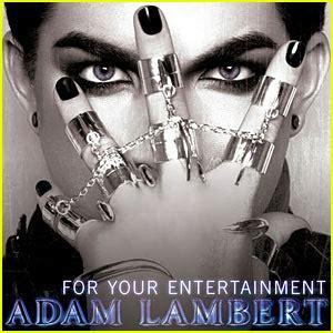 Adam Lambert – For Your Entertainment – An Album Review ...