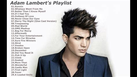 Adam Lambert s songs   YouTube