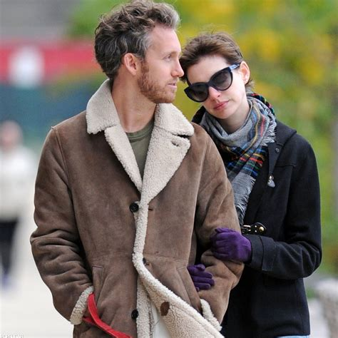 Adam Shulman and Anne Hathaway spent some time together in ...
