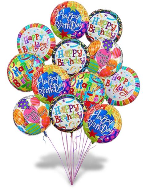 Add A Birthday Mylar Balloon To Your Arrangement   one per ...