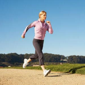 Add Jogging to Your Walk   Cooking Light