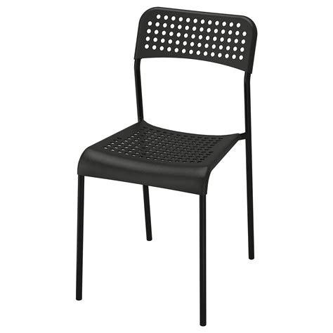 ADDE Chaise   noir   IKEA