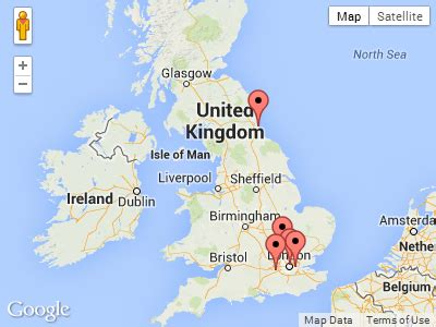 Adding multiple pins to Google Maps by UK post code ...