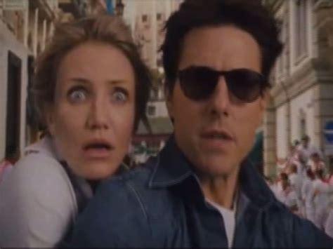 Adelanto de la película que Tom Cruise y Cameron Diaz ...