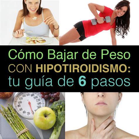 Adelgazar con hipotiroidismo: dieta perfecta según la ...