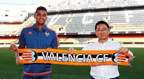 Aderlan Santos ficha por el Valencia   MARCA.com
