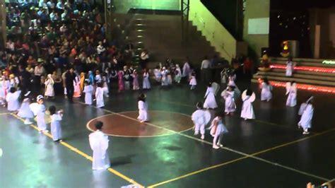 Adeste Fideles   Colegio Guadalupano El Salvador   Kinder ...