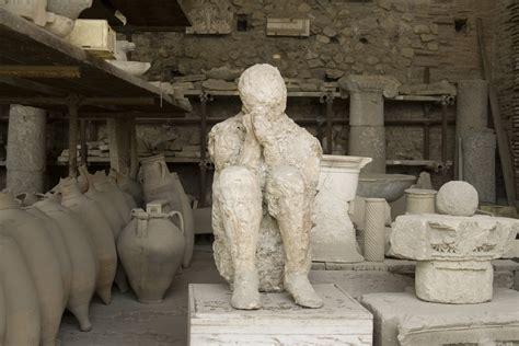 Adictos al pasado, un viaje a las ruinas de Pompeya