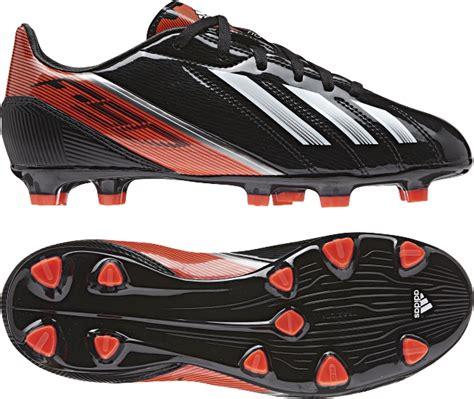 Adidas Boys Black Red F10 TRX FG Junior Boys Football ...
