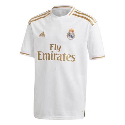 adidas Camiseta Real Madrid Local Niño Modric 10 2019 2020 ...