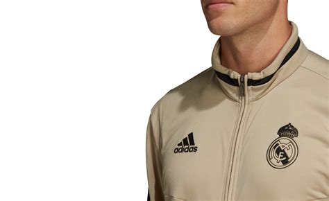 adidas CHÁNDAL REAL MADRID POLYESTER SUIT 19/20   Oteros
