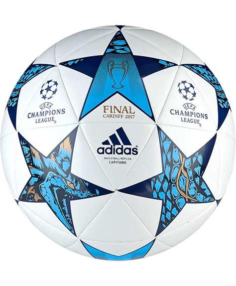 Adidas Football Ball Finale Capitano Uefa Champions League ...