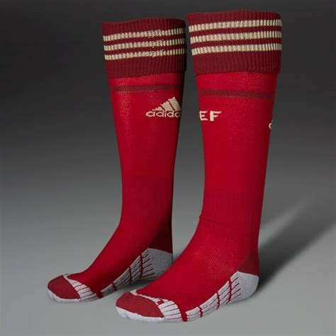adidas Mens Replica   adidas Spain Home Sock TK   Mens ...
