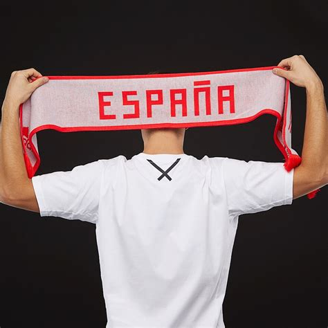 adidas Spain 2018 Away Scarf   Mens Replica   CF4966 ...