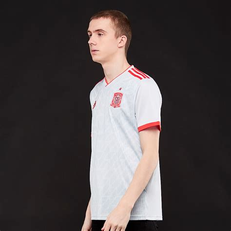 adidas Spain 2018 Away Shirt   Mens Replica   BR2697 ...